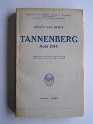 Rudolf Van Wehrt - Tannenberg. Août 1914