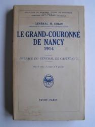 Le Grand-Couronné de Nancy. 1914