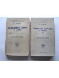 Les flottes de guerre au combat. tome 1 et 2