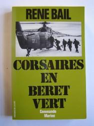 Corsaires en bérêt vert. Commandos - Marine