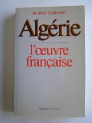 Pierre Goinard - L'oeuvre française
