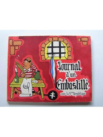 Coral (jacques de Larocque-Latour) - Journal d'un embastillé sous la Vème République