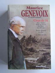 Maurice Genevoix - Ceux de 14