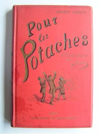 Maxime Audouin - Pour les Potaches