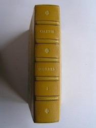Sidonie-Gabrielle Colette (Colette - Willy) - Oeuvres de Colette