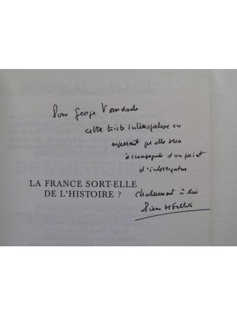 Général Pierre-Marie Gallois - La France sort-elle de l'Histoire? Superpuissances et déclin national.