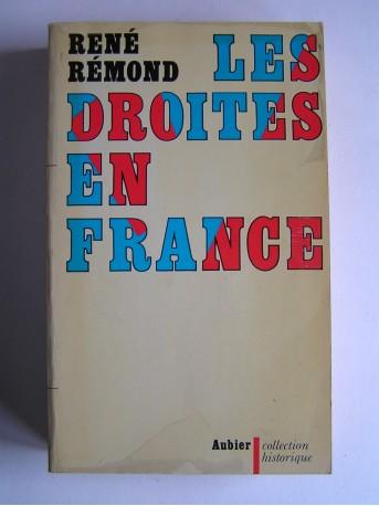 René Rémond - Les droites en France