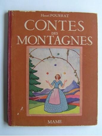 Henri Pourrat - Contes des Montagnes