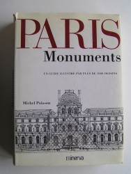 Michel Poisson - Paris. Monuments.