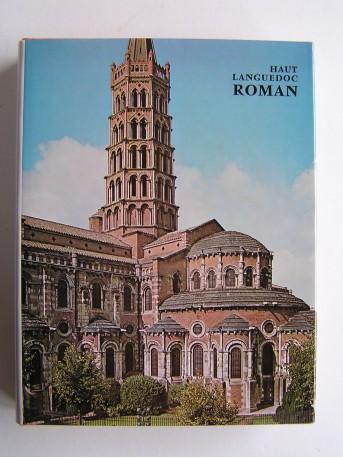 Marcel Durliat - Haut-Languedoc Roman
