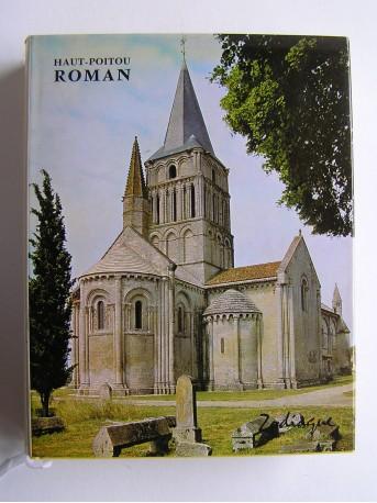 Raymond Dursel - Haut-Poitou Roman
