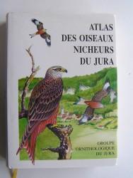 Collectif - Atlas des oiseaux nicheurs du Jura.
