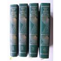 Jean Dumont - Histoire de la littérature française du XXe siècle. Complet des 4 tomes.