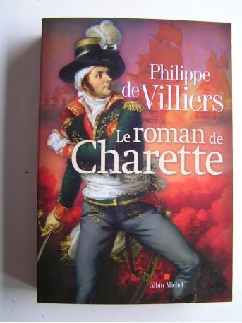 Philippe de Villiers - Le roman de Charette