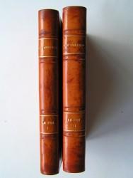 Gabriele d' Annunzio - Le feu. Tome 1 et 2