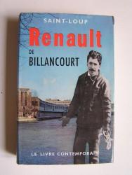 Saint-Loup - Renault de Billancourt