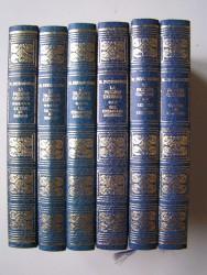 Michel Peyramaure - La passion cathare. 3 tomes en 6 volumes