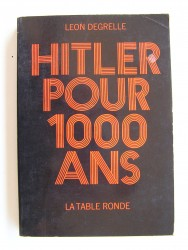 Hitler pour 1000 ans