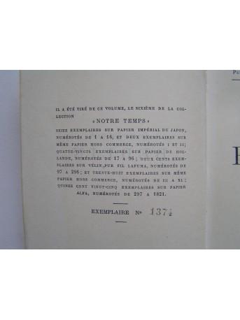 Henri Béraud - Ce que l'ai vu à Berlin