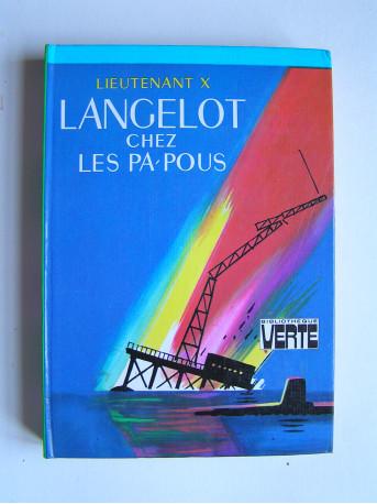 Lieutenant X (Vladimir Volkoff) - Langelot chez les Pa-pous