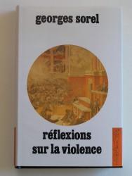Réflexions sur la violence
