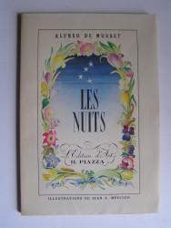 Alfred de Musset - Les nuits