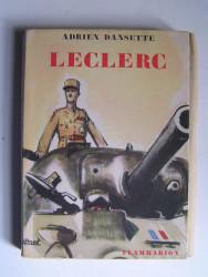 Adrien Dansette - Leclerc.