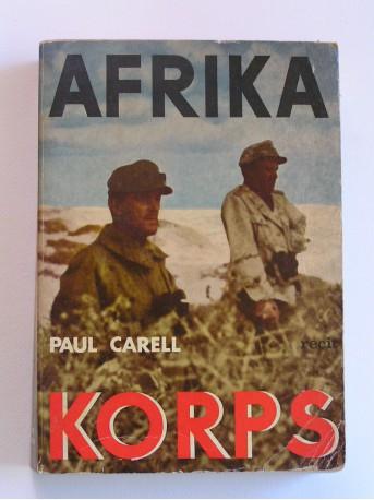 Paul Carell - Afrika Korps