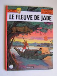 Jacques Martin et Rafael Morales - Le fleuve de jade. Alix