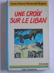 Une croix sur la Liban