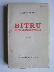 Bitru ou les vertus capitales