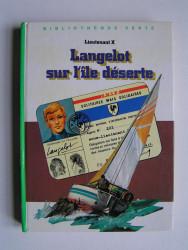 Lieutenant X (Vladimir Volkoff) - Langelot sur l'île déserte