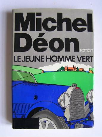 Michel Déon - Le jeune homme vert