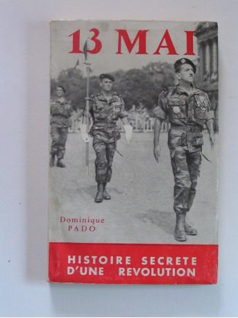 Dominique Pado - Le 13 mai