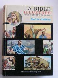 Le grand livre de la bible illustrée pour garçons et filles