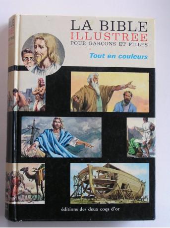 Anonyme - Le grand livre de la bible illustrée pour garçons et filles