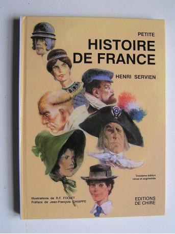 Henri Servien - Petite histoire de France