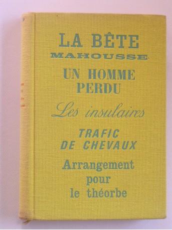 Jacques Perret - La Bête mahousse et autres nouvelles