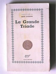 René Guenon - La grande Triade