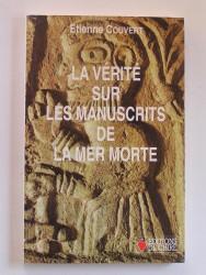 Etienne Couvert - Les manuscrits de la Mer Morte