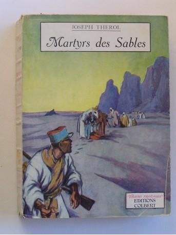 Joseph Therol - Martyr des sables