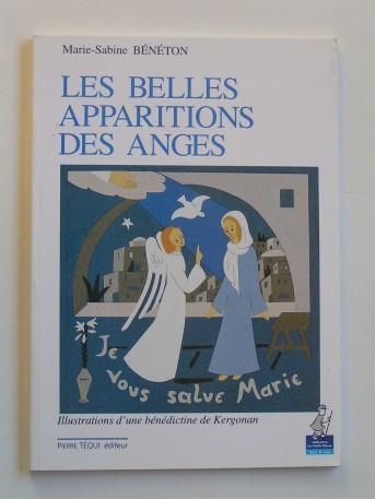 Marie-Sabine Bénéton - Les belles apparitions des Anges