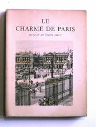 Les charmes de Paris. Eglises et vieux logis