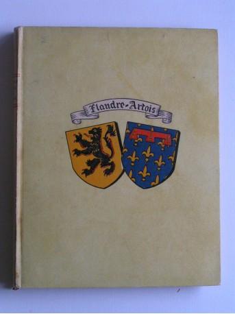 Collectif - Visages de la Flandre et de l'Artois