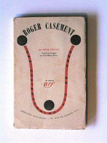 Denis Gwynn - Roger Casement