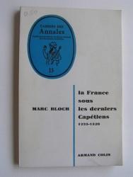 La France sous les derniers Capétiens. 1223 - 1328