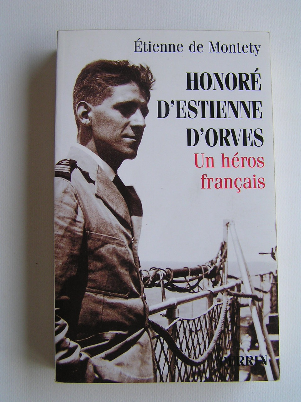 1941 Honore d Estienne d orves dieulois