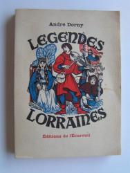 Légendes lorraines