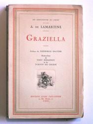Graziella. Préface de Théophile gautier