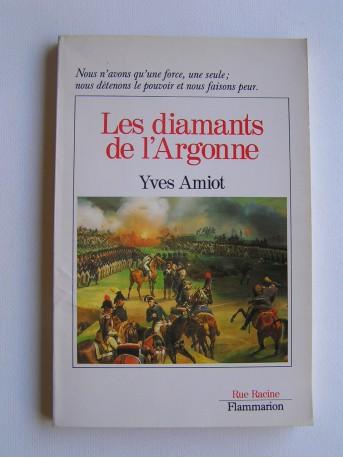 Yves Amiot - Les diamants de l'Argonne